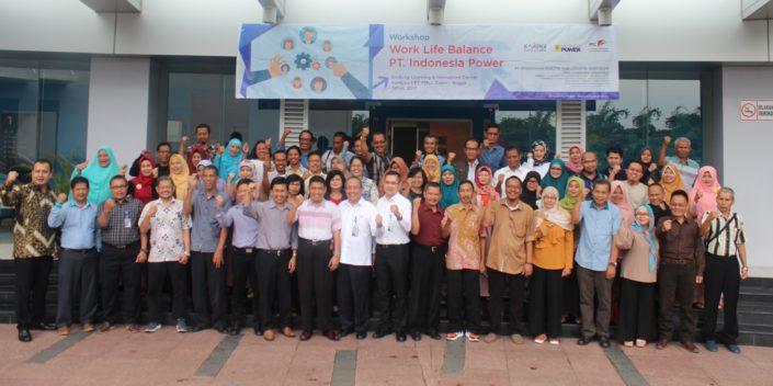 Workshop Work Life Balance Pt Indonesia Power Batch 3