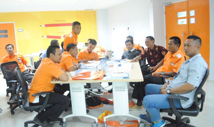 Pelatihan Warehouse Management PT Pelabuhan Indonesia II (Persero)