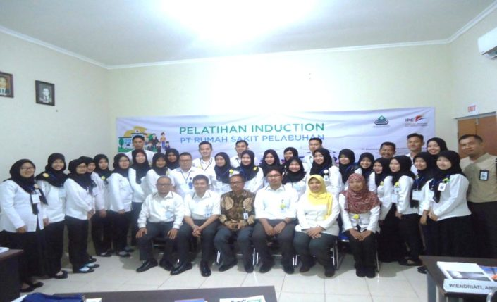 PELATIHAN INDUCTION PROGRAM RUMAH SAKIT PELABUHAN PALEMBANG