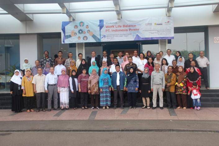 Workshop Work Life Balance PT Indonesia Power